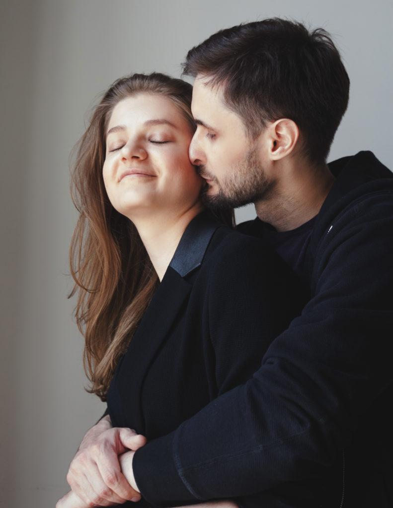 Виталий и Оля